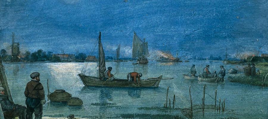 Claire Thuillier, l'artiste peintre