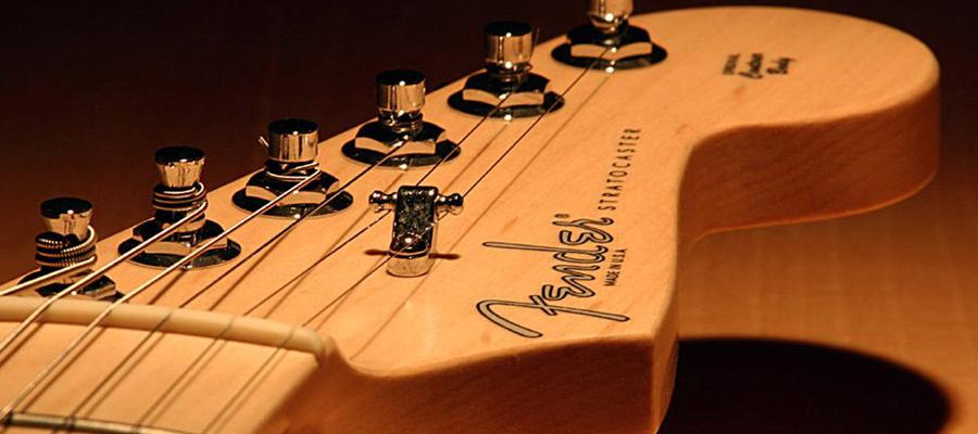 Des cours de guitare