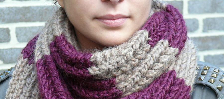 """Faire tricoter les """"mamies"""", le nouveau filon"""