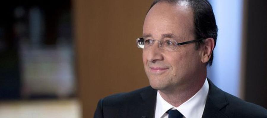 François Hollande et l'auto-entrepreneur