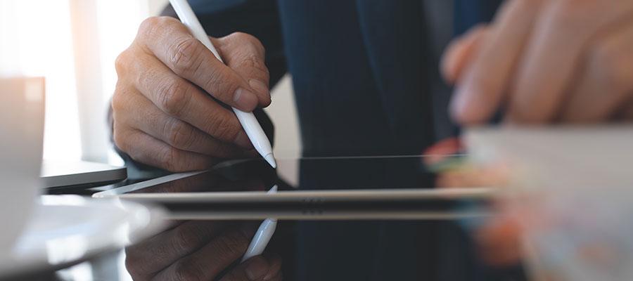 signer un document à distance